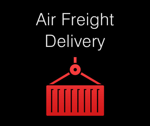Air Freight Delivery Services