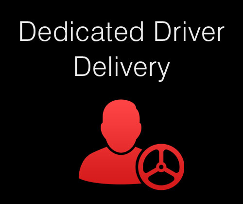 Dedicated Driver Delivery Services