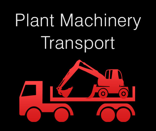 Plant Machinery & Equipment Transport Services
