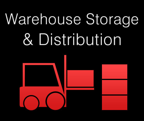 Warehouse Storage & Distribution
